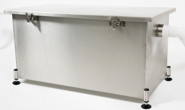 Grease Trap Filtra Trap 174 Stainless Steel Grease Traps