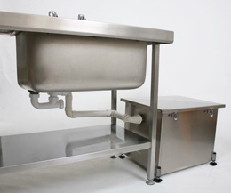 Grease Trap For Kitchen Sink Home Designs Inspiration
